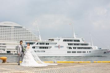 福井県から大歓迎!ローケーションフォトin神戸北野とハーバーランド