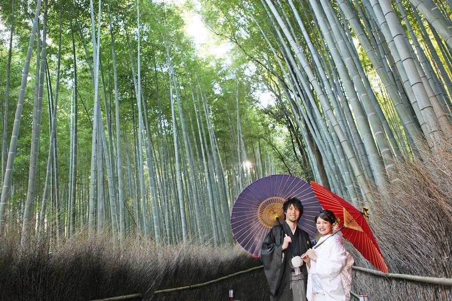京都嵐山ロケーション