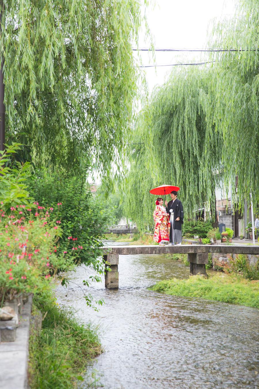 京都東山白川