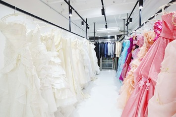 本店が貸衣装店 衣装品質安心の京都ブライダルフォトワークス