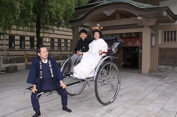 福井県の方に朗報 こんなに近くに素晴らしい婚礼撮影スポットが!
