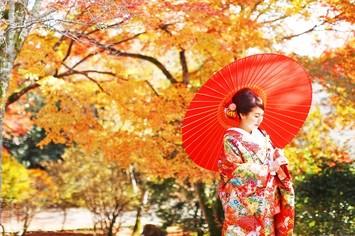 [京都]紅葉シーズンのご予約はお早めに